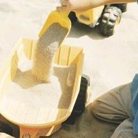 play sand